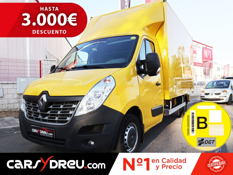 Renault Master Ch. Cabina P L2 3500 RS Energy dCi 135
