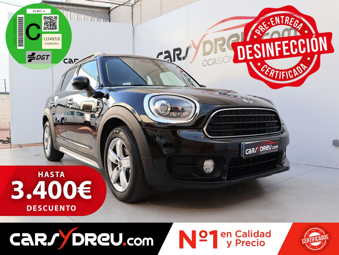 Fotografía Mini Countryman One D 2041 - 1