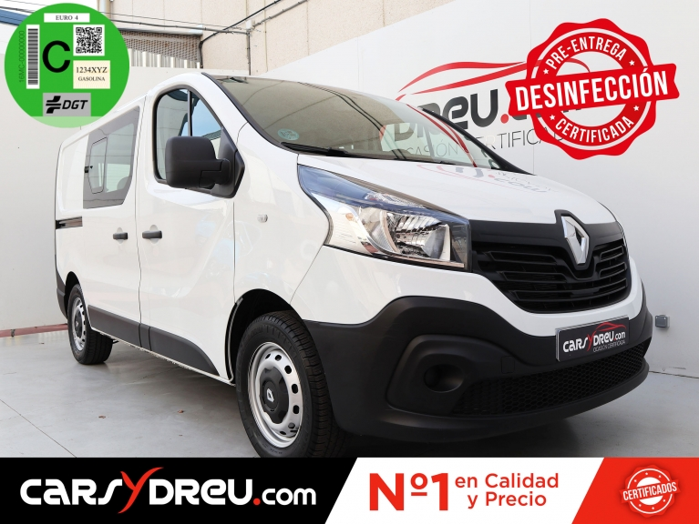 Renault Trafic Mixto 5/6 N1 Energy dCi 70kW (95CV) - SS