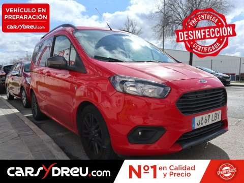 Ford Tourneo Courier segunda mano Madrid