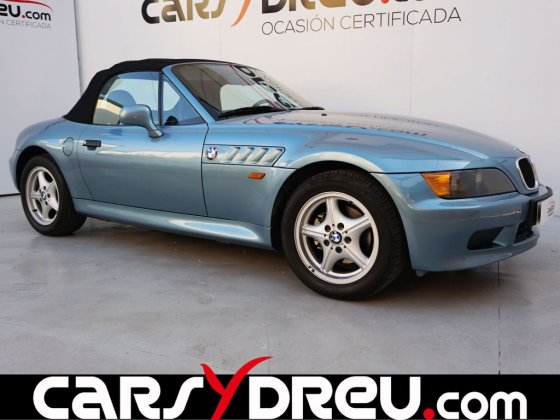 BMW Z3 segunda mano Madrid