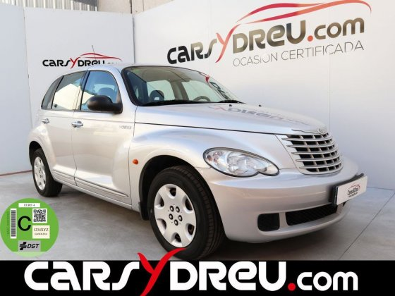 Chrysler Pt Cruiser segunda mano Madrid