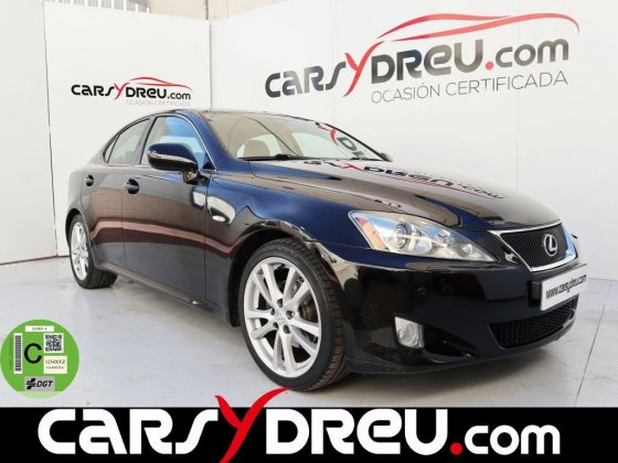 Lexus Is250 segunda mano Madrid