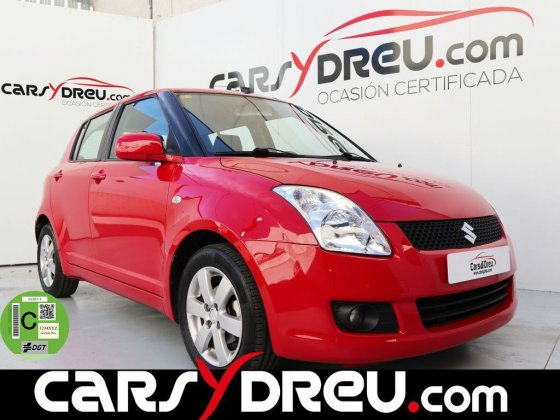 Suzuki Swift segunda mano Madrid