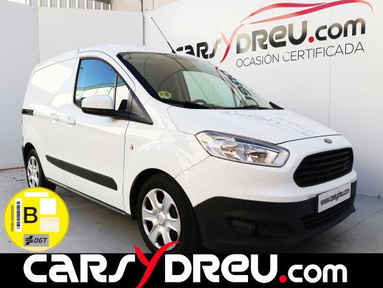 informe carfax Ford Transit Courier
